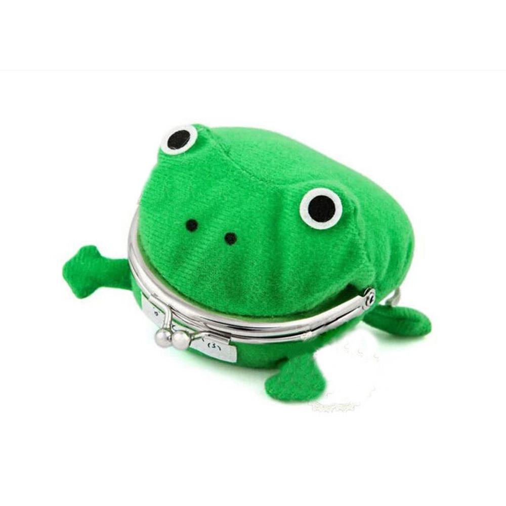 Naruto Green Gama /'Frog/' Wallet